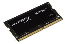 KINGSTON 16GB DDR4-2400MHZ CL14 SODIMM HYPERX IMPACT (HX424S14IB/16)