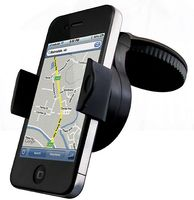 Compact smartphone car mount /Black