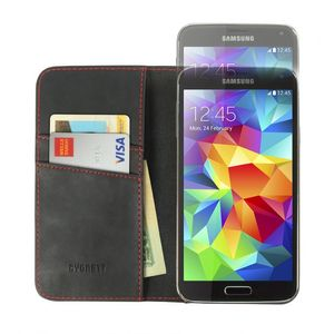 CYGNETT Universal wallet for Smartphones up to 5_2 inch /Black (CY1678UNNAN)