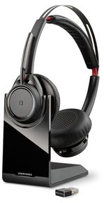 "PLANTRONICS ""VOYAGER FOCUS UC BT HEADSET, B"" (202652-02)"