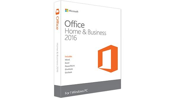 Dell Microsoft Office Home and Business 2016 EMEA