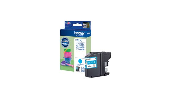 INK CARTRIDGE CYAN 260 PAGES FOR MFC-J880DW SUPL