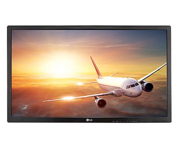 LG 32SL5B-B 32inch 18/7 LED-BL IPS LFD 450cd Hardï¿¿Coating(3H) 12ms 1.920x1.080 FHD HDMI 16:9 w/ MediaPlayer SuperSign-w lite (32SL5B-B)