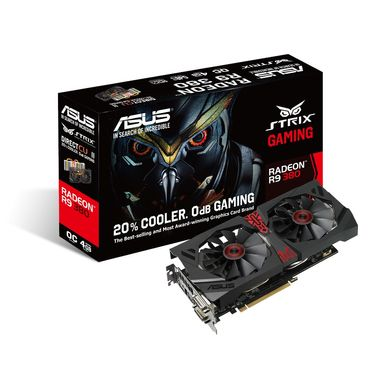 VGA R9 380 4GB STRIX Gaming OC