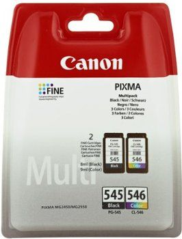 PG-545XL/ CL546XL PHOTO VALUE BL WITH SECURITY