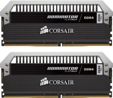 CORSAIR Dominator Plat DDR4 32GB Kit, 3000MHz, 2x240 (CMD32GX4M2B3000C15)