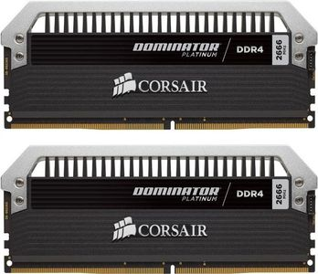 CORSAIR 8GB RAMKit 2x4GB DDR4 3600MHz (CMD8GX4M2B3600C18)