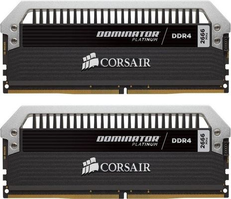 Dominator Plat DDR4 32GB Kit, 3000MHz, 2x240
