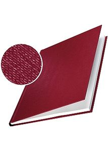 LEITZ hard cover 7 mm bordeaux (10) (74680108)