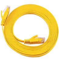 Patchkabel RJ45 S/FTP Cat6A 3.00m gelb