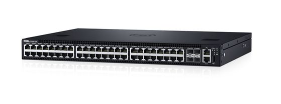 DELL NETWORKING S3048-ON N AF 48X 1GBE 4X SFP+ 10GBE           IN ACCS