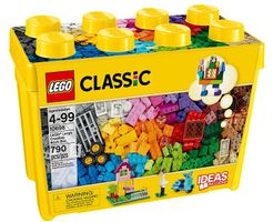 Classic 10698 Large Creative Brick Box