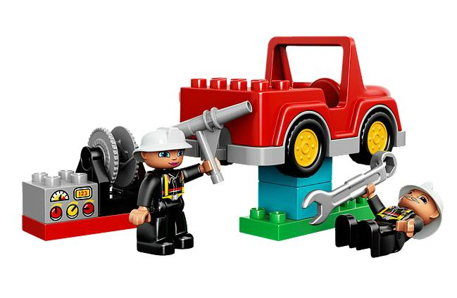 DUPLO 10593 Fire Station