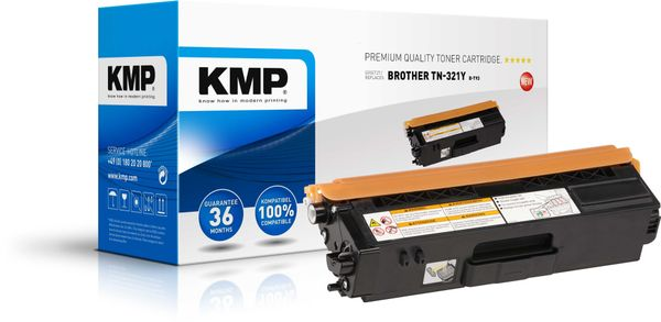 Toner Brother TN-321y comp. yellow B-T92