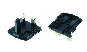 2-POWER UK Plug Plate For UDC Series Chargers (UKP0005A)