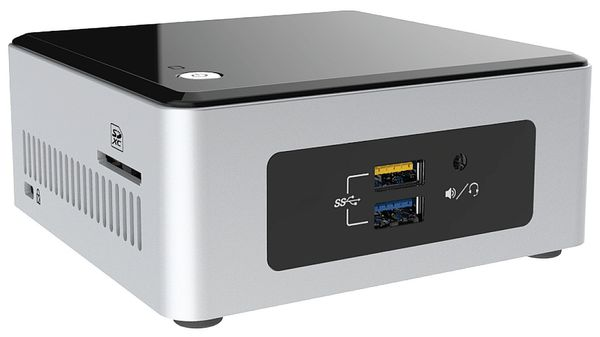 NUC PINNACLE CANYON NUC5CPYH HDMI VGA USB3 WLAN DDR3 2 5IN IN