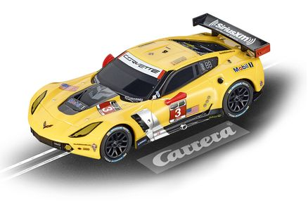 CARRERA GO!!!              64032 Chevrolet Corvette C7.R  No.3 (20064032)