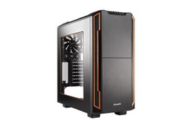 be quiet_ Silent Base 600 Orange w/ Window