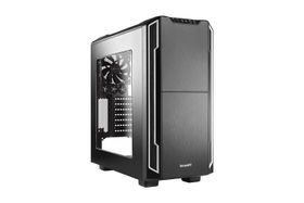 BE QUIET! be quiet_ Silent Base 600 Silver w/ Window (BGW07)