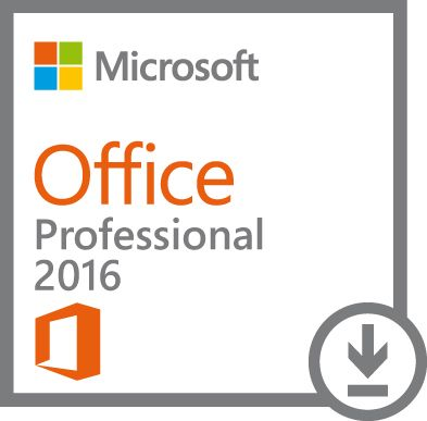 Dell Microsoft Office Professional 2016 EMEA