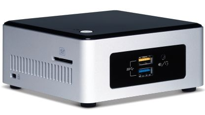 INTEL NUC PINNACLE CANYON NUC5PPYH HDMI VGA USB3 WLAN DDR3 2 5IN    IN BARE (BOXNUC5PPYH)