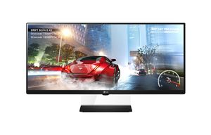 34UM67-P 34'' Ultra Wide IPS Screen, Black