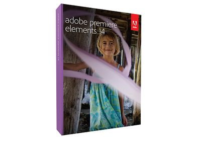 ADOBE PREMIERE ELEMENTS 14 WINDOWS SWEDISH RETAIL 1 USER SW (65264045)