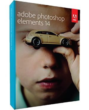 PHOTOSHOP ELEMENTS 14 WINDOWS SWEDISH RETAIL 1 USER SW