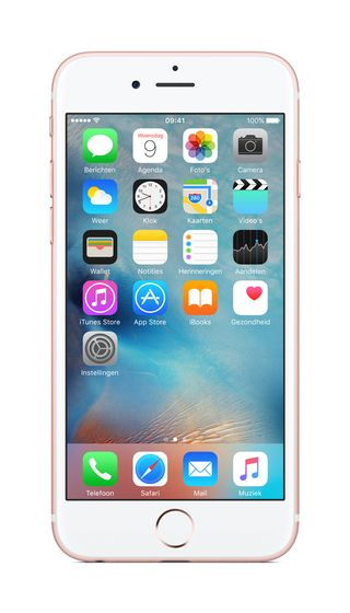 iPhone 6s 16GB - Mobiltelefon - Rosegull