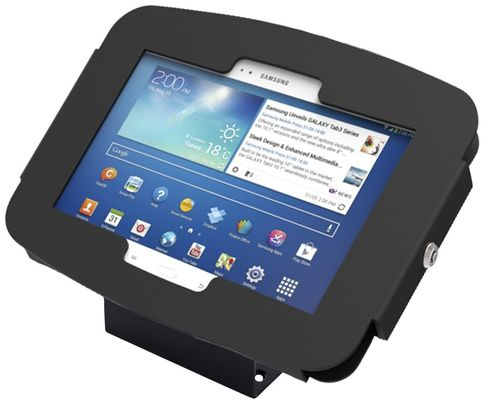 """K/New Galaxy Tab A 8"""" Space+Kiosk Stand"""