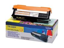 BROTHER Toner Brother  TN328Y gul  6000 sider