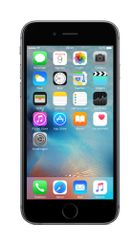 APPLE iPhone 6s 128GB - Mobiltelefon - Stellargrå