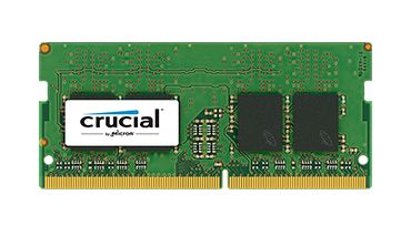 4GB DDR4 2133MHz SoDimm non-ECC, CL15, 260-Pin, 1.2V