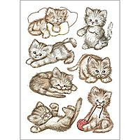 Stickers HERMA Decor kattungar