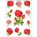 HERMA Sticker DECOR roses