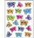 HERMA Sticker Magic butterflies
