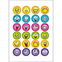 HERMA Stickers HERMA Magic smile glitter (6818*10)