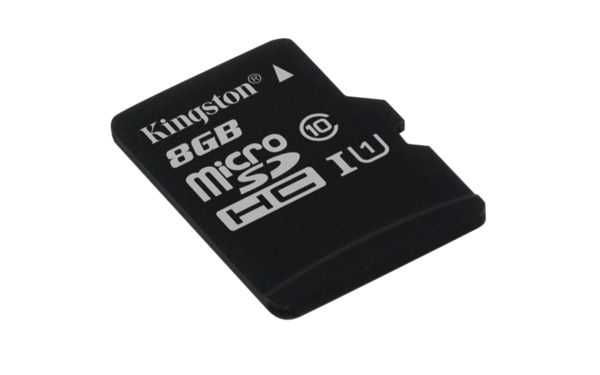 SecureDigital/ 8GB microSDHC Class 10