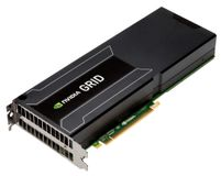 DELL NVIDIA GRID K1 - Grafikkort - 4 GPU - GRID K1 - 16 GB DDR3 - PCI Express 3.0 - för PowerEdge R730
