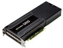 DELL NVIDIA GRID K2 - Grafikkort - 2 GPU - GRID K2 - 8 GB - PCI Express 3.0 - för PowerEdge R730