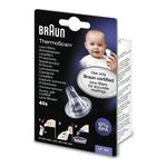BRAUN Lens Filter, 40 Ct., Thermometer - qty 1