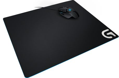 LOGITECH G640 CLOTH GAMING MOUSE PAD N/A-EER2 (943-000058)