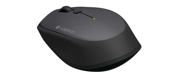 WIRELESS MOUSE M335 - BLACK  IN
