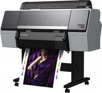 "EPSON SureColor P7000 STD Spectro ink Spectroproofer,  24"", 11 patroner"