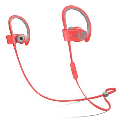 BEATS POWERBEATS 2 WIRELESS PINK SPORT IN