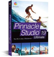Pinnacle Studio 19 Ultimate Windows, Engelsk