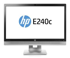 EliteDisplay E240c Video Conferencing Monitor - LED monitor - 23.8""