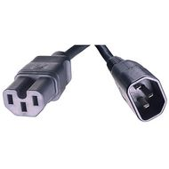 Hewlett Packard Enterprise 2.5M C15 to C14 N.A. Power Cord (J9943A)