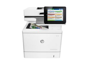HP COLOR LASERJET ENT MFP