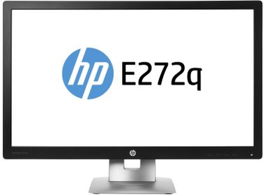"HP EliteDisplay E272q 27"" LED Monitor Factory Sealed"